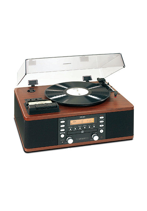 TEAC LP-R550usb CD Recorder with Turntable and Cassette Deck