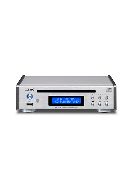 TEAC PD-301 CD Player Tuner