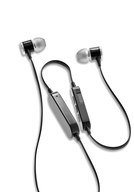 Focal Spark Wireless In-ear Headphones – Audio Bar by Absolute Sound 9fb87936b2