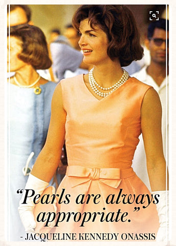 The Secret Behind Pearls