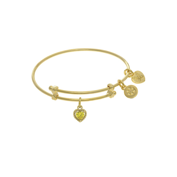 Birthstone 'November' Bangle