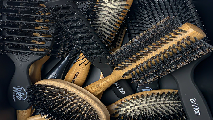 Everything You Need To Know About Hairbrushes