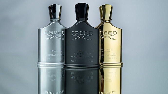 Top 5 Creed Fragrances