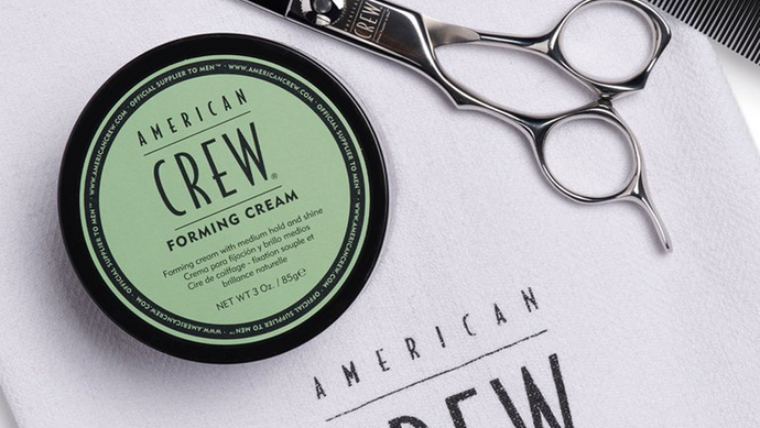 Why American Crew Forming Cream Is So Good - About The Product
