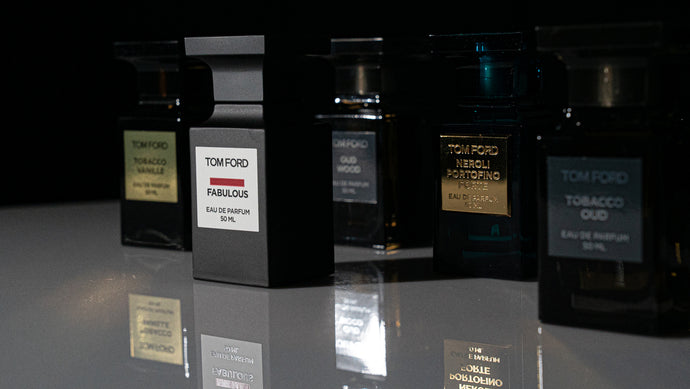 Top 5 Tom Ford Fragrances