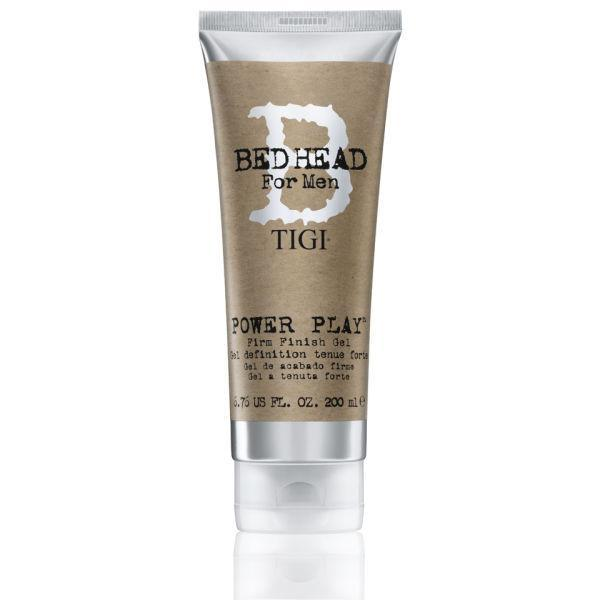 Tigi Bed Head For Men Power Play Firm Finishing Gel 200ml - 19.49