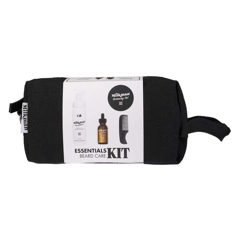 Milkman Essentials Beard Care Kit
