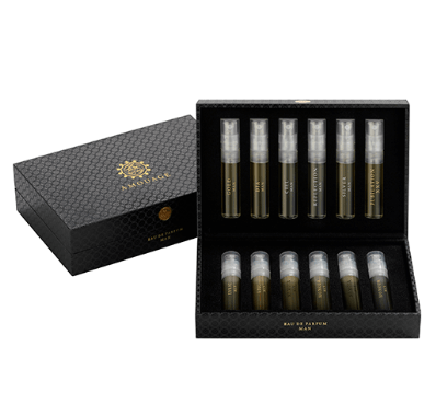 Amouage Men's Sampler 12 Pack 12 x 2ml