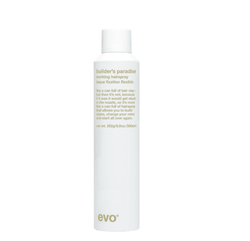 Evo Builder's Paradise Working Spray 100ml - 9.99