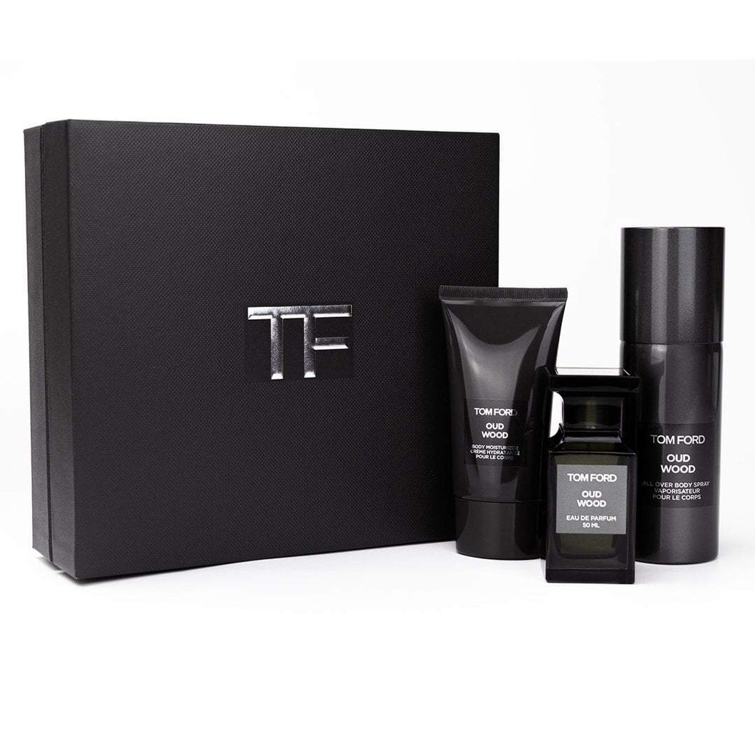Tom Ford Oud Wood 3 Piece Gift Set
