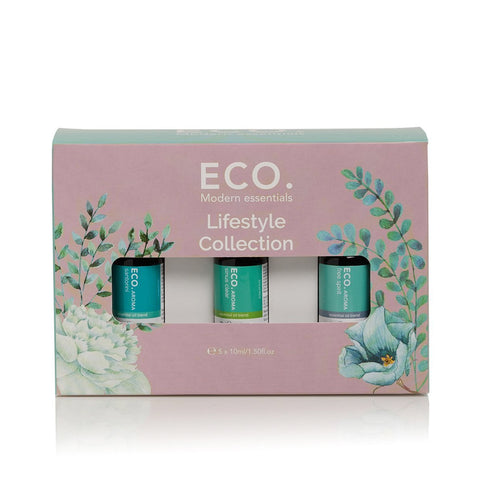ECO. Modern Essentials Aroma Essential Oil Lifestyle Collection 10ml x 5 Pack