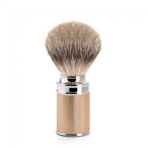 Muhle 31 M 89 Rose Gold Shaving Brush 21mm