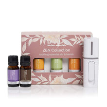 Load image into Gallery viewer, ECO. Modern Essentials Aroma Essential Oil Zen Collection 10ml x 5 Pack