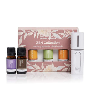 ECO. Modern Essentials Aroma Essential Oil Zen Collection 10ml x 5 Pack