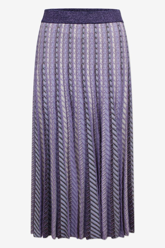 Cyrilla Knitted Skirt