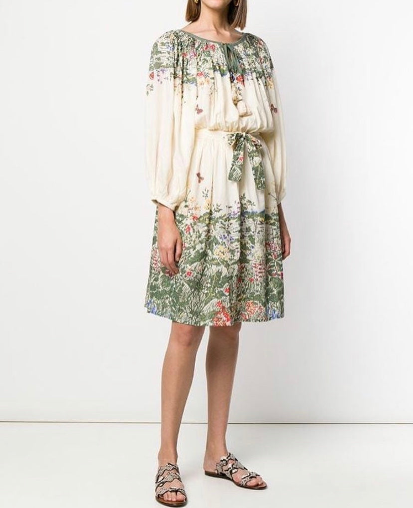 Gwyneth Floral Dress