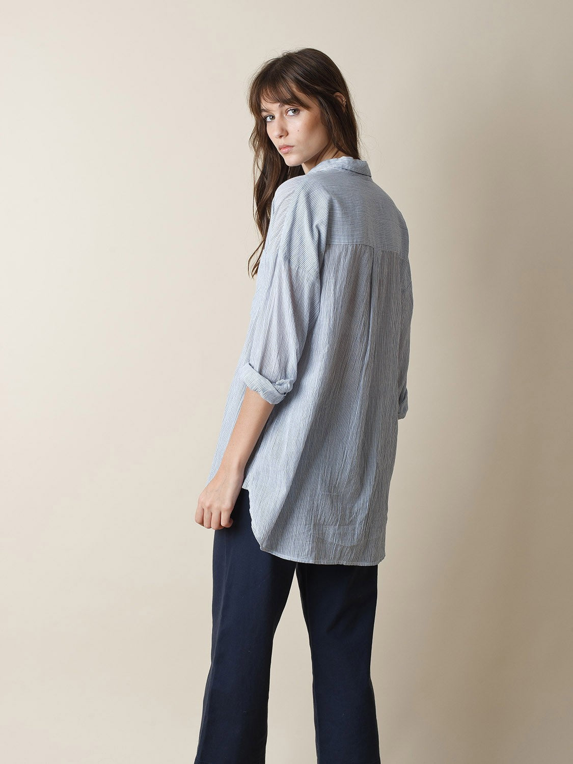 Camisa Stripe Shirt
