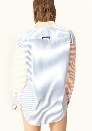 Oxford Tunic Shirt