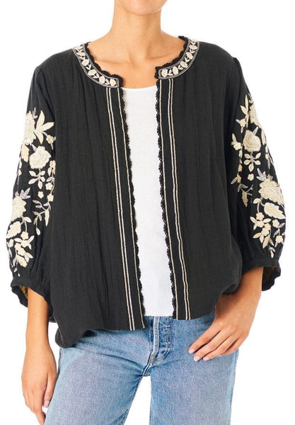 Carmel Embroidered Jacket