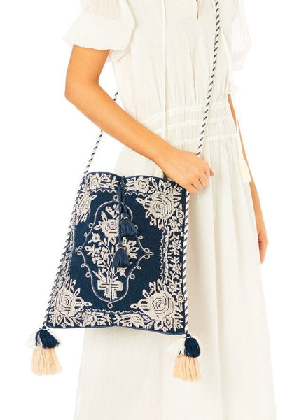 Celia Embroidered Bag