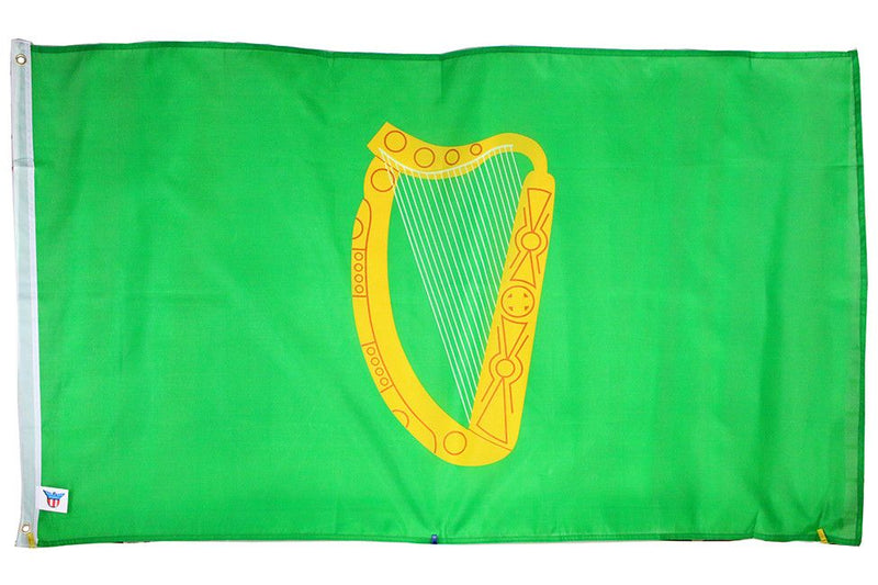 3x5 Super Polyester Irish Province Leinster Flag indoor Outdoor - Sun-Blades