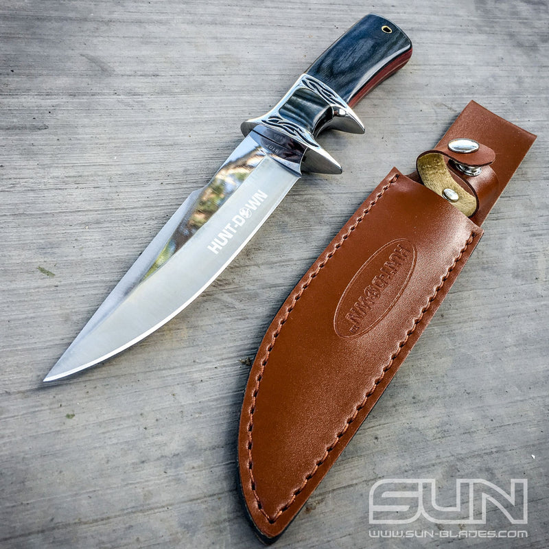 "12"" Clasica with Leather Sheath"