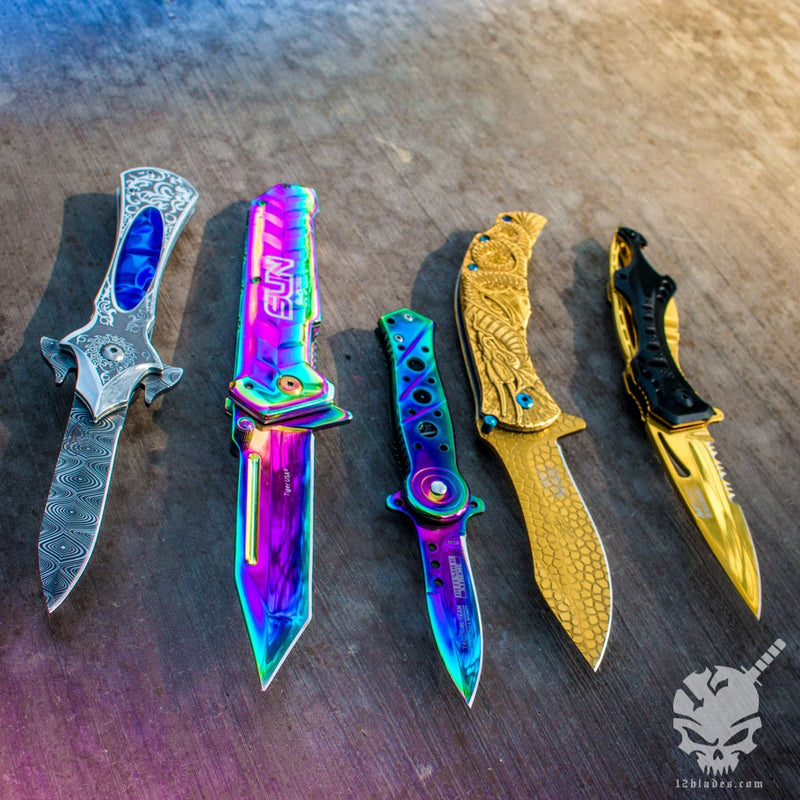 Monthly Knife Subscription (powered by 12blades)