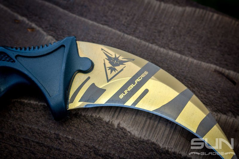 Team Instinct Karambit