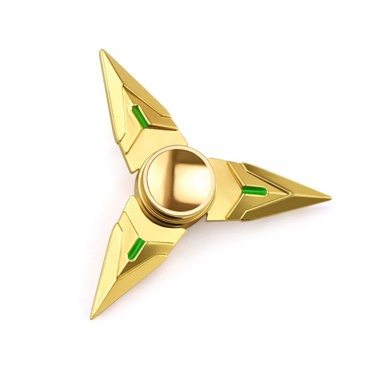 OverWatch Ninja Star Spinner