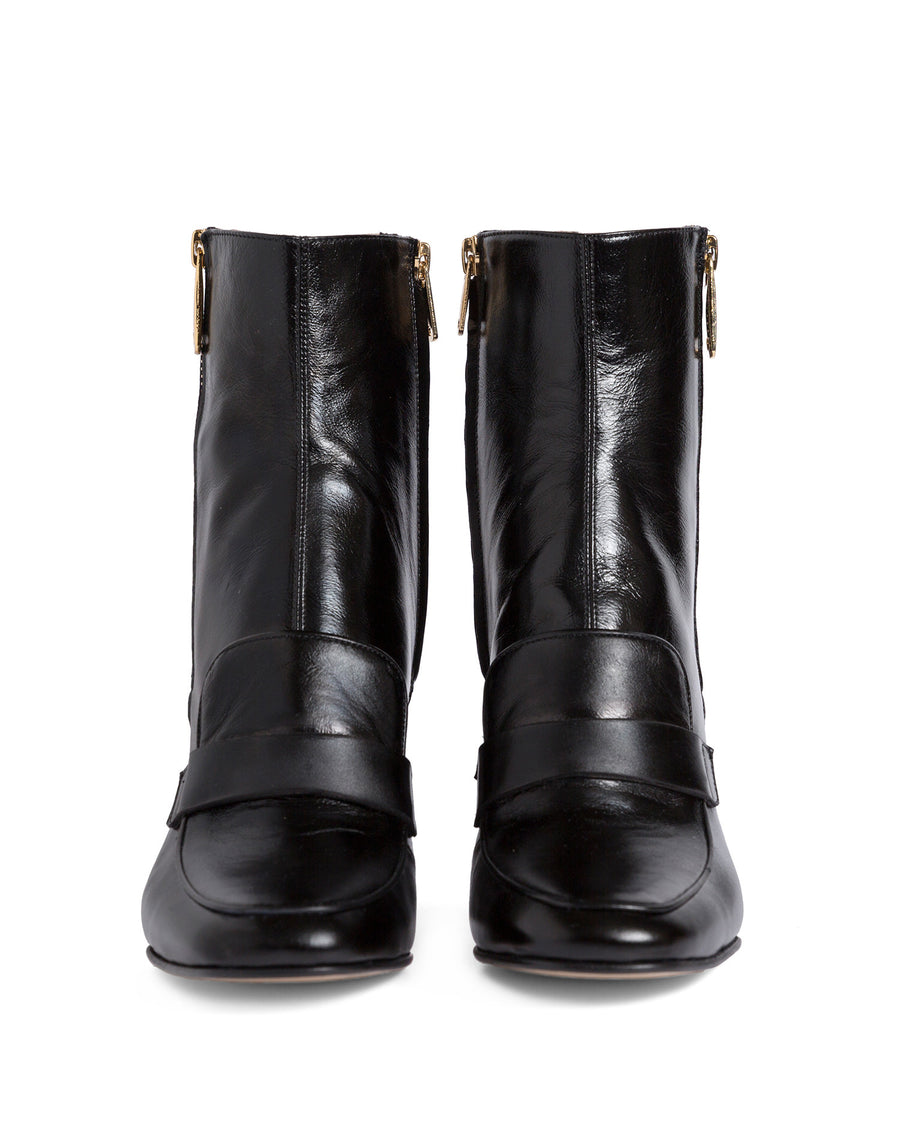 Havva Mustafa XO Boot Black