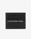 'I LOVE YOU BB.' Cardholder
