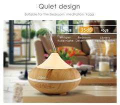 Color Changing Ultrasonic Essential Oil Diffuser