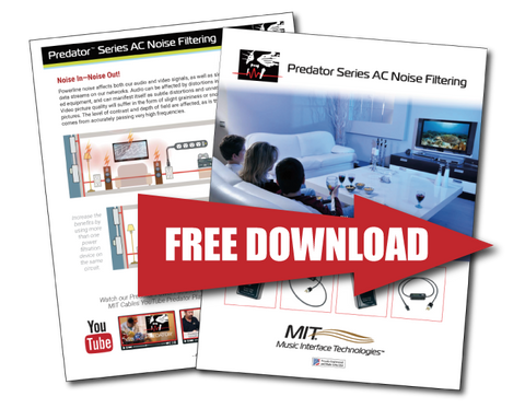Download Predator Series AC Noise Filtering Information