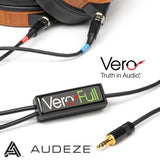 Audeze Vero Full Range Headphone Interface