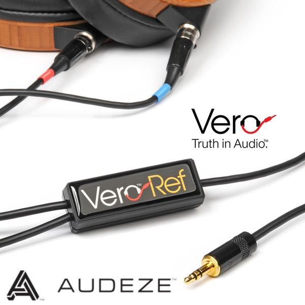 Audeze Vero Reference Headphone Interface