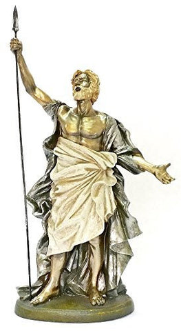 Zeus/ Jupiter Statue - King of the Gods - Greek Mythology - Introduction Price LTD