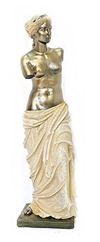 Venus De Milo Reproduction Statue, 9 Inch Collectors Choice