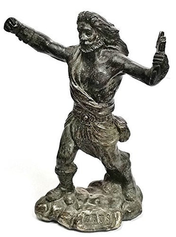 Zeus Statue - King of the Gods - Greek Mythology