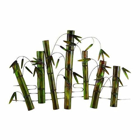 "Bamboo Field Trees of Life Metal Wall Art Sculpture Home Decor Decoration 38""..."
