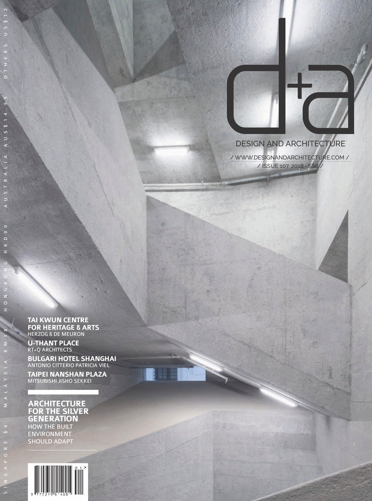 d+a Issue No. 107