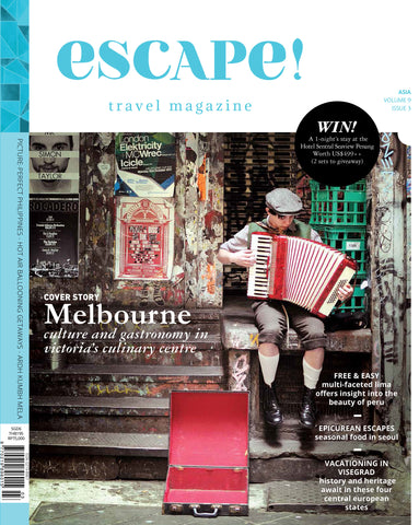 escape! Jun/Jul 2016
