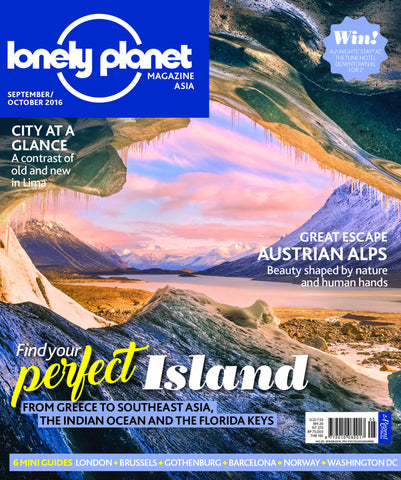 Lonely Planet Sep/Oct 2016