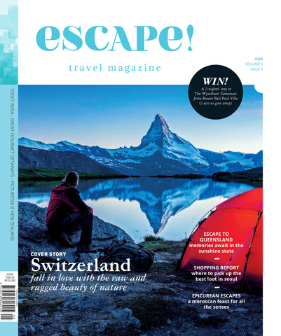 escape! Oct/Nov 2016
