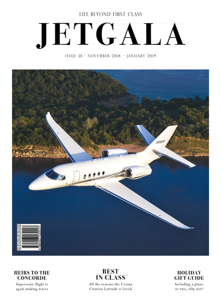 JETGALA (Magazine Subscription)