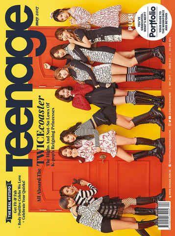 Teenage Magazine - May 2017