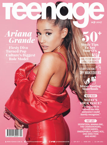 Teenage Magazine - September 2017