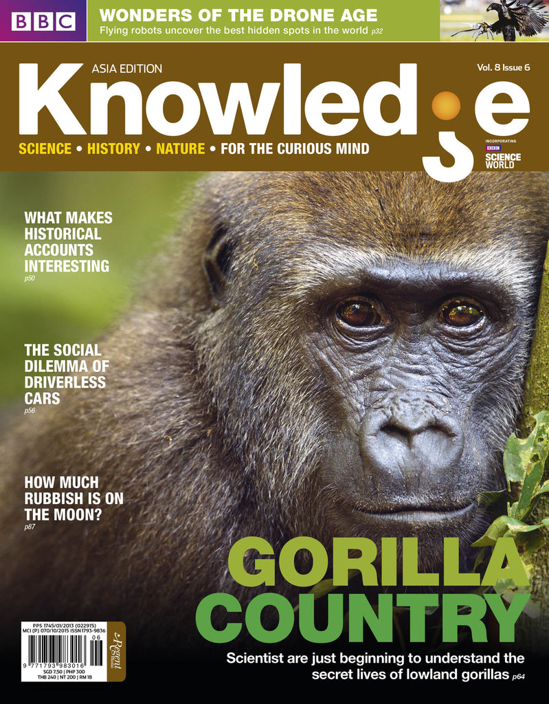 BBC Knowledge June 2016