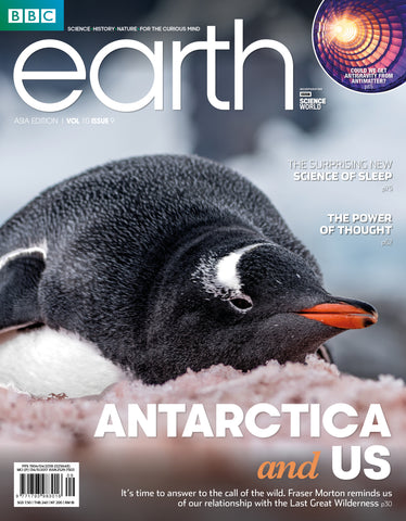 BBC Earth 2018 SEPTEMBER