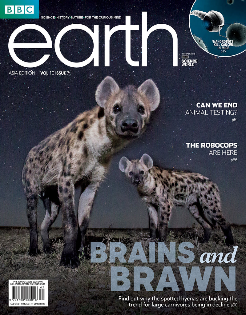 BBC Earth 2018 JULY
