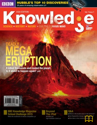 BBC Knowledge July 2015